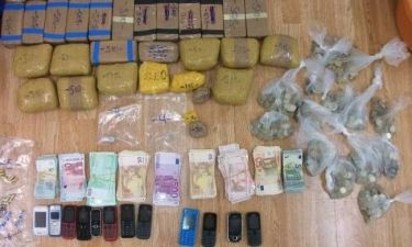 Σπάτα: Σπείρα έκρυβε ναρκωτικά σε αερόσακους αυτοκινήτων (pics & videos)