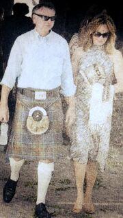Ο γάμος-υπερπαραγωγή του Χάρη Δαυίδ στην Πάτμο (φωτό)