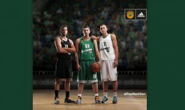 Η adidas και η ΚΑΕ Παναθηναϊκός παρουσιάζουν τις εμφανίσεις της ομάδας για τη σεζόν 2014/15