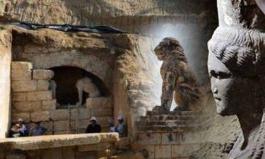Αμφίπολη: «Μόνο ο Μέγας Αλέξανδρος θα άξιζε τέτοιο τάφο»