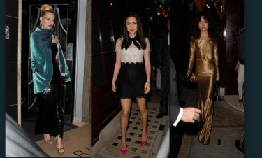 Kate Moss: Έκανε πάρτι και ζήτησε… dress code