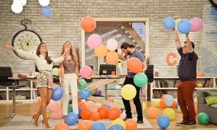 «Happy Day»: Για ακόμη μια ημέρα, πρώτο στους πίνακες τηλεθέασης