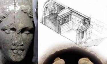 Αμφίπολη: Το μυστήριο που κρύβεται πίσω από τον τρίτο θάλαμο