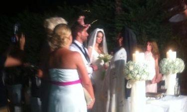 Εικόνες: Ένας γάμος δυο παιδιά μια βάφτιση και πολλά παρατράγουδα (Nassos blog)