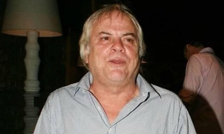Γιώργος Πολυχρονίου: «Δεν έχω ανάγκη την τηλεόραση. Είμαι ο Πολυχρονίου»