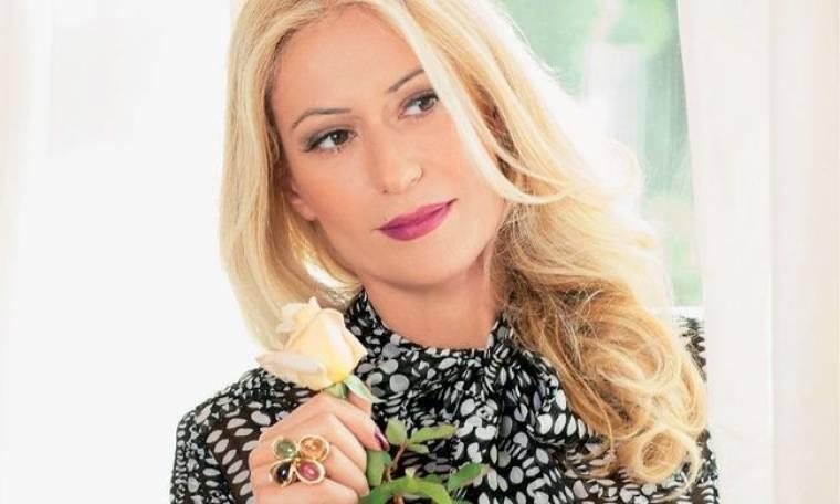 Μαρία Μπακοδήμου: «Ευγνωμονώ την τηλεόραση που με έκανε γυναίκα»
