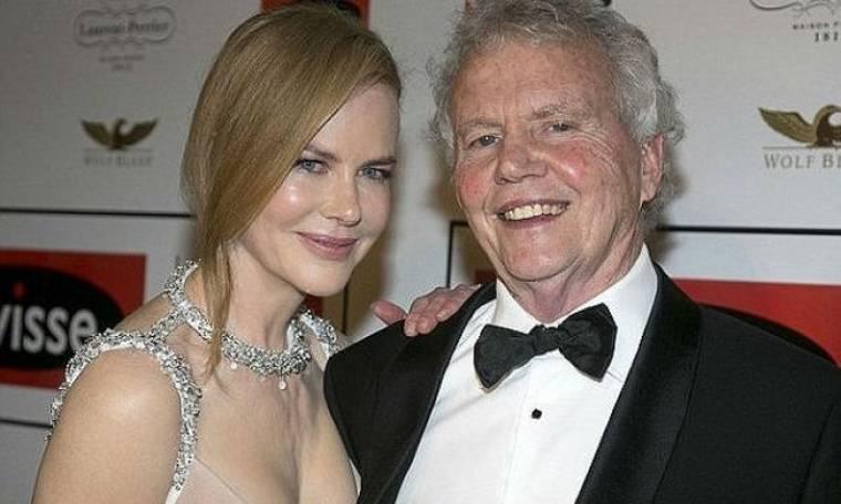 Νέο σοκ για την Kidman: Κατηγορούν τον νεκρό πατέρα της για παιδεραστία!