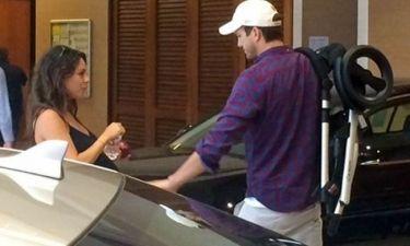 Kunis-Kutcher: Μεγαλώνει η οικογένεια, αλλάζουν αυτοκίνητο!