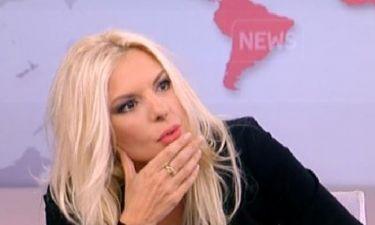Αννίτα Πάνια:  «Δεν έχω καμία σχέση με το συγκεκριμένο άτομο…»
