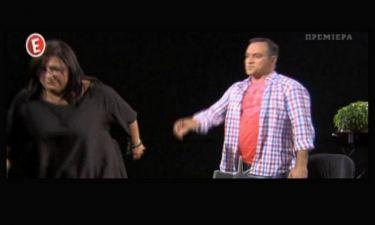 Πρεμιέρα με αποχωρήσεις και… «γαλλικά»: Η Κωνσταντινίδου αποχώρησε από την εκπομπή έξαλλη
