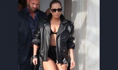 Τι ήθελε τελικά η Lady Gaga στα Εξάρχεια λίγο πριν φύγει;