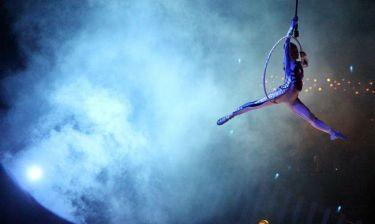 Οι επώνυμοι πήγαν να δουν το Cirque Du Soleil! (φωτό)