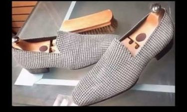 Απίστευτο! Παρουσιαστής φοράει παπούτσια αξίας 2 εκατομμυρίων δολαρίων