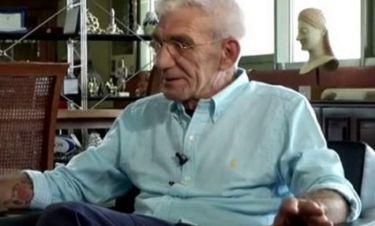 Γιάννης Μπουτάρης: «Έπινα μέχρι σκασμού. Πήγα σε πρόγραμμα»
