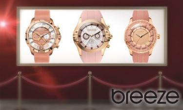 And the Oscar goes to … BREEZE WATCHES!