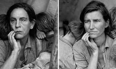 Ο Τζον Μάλκοβιτς αναπαριστά τις πιο… διάσημες φωτογραφίες του κόσμου