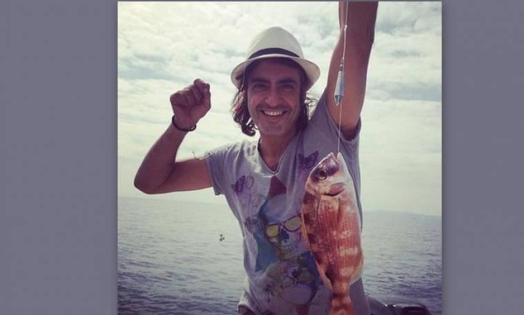 Διονύσης Σχοινάς: Εδώ τα καλά ψάρια!