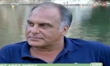 Στέφανο Σαρτίνι: Έκανε πρόταση  on air σε δημοσιογράφο να… κάνουν ένα παιδί