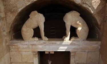 Αμφίπολη – Περιστέρη: «Σε ένα μήνα τελειώνουμε» (pics)