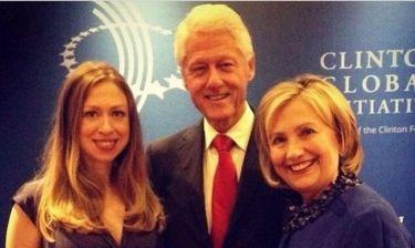 Παππούς έγινε ο Μπιλ Κλίντον!