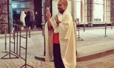 Μπάγερν Μονάχου: Με κουβέρτες στους δρόμους της Μόσχας! (photos)