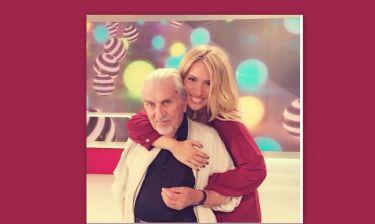 Μαρία Ηλιάκη: Πρεμιέρα με τον μπαμπά της
