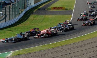 Το Grand Prix της Ιαπωνίας στον Alpha
