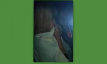 Εικόνες μέσα απο το νοσοκομείο: Η Μαστροκώστα ο Τόμας … η ένεση και το έγκαυμα (Nassos blog)