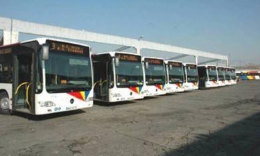 Διαγράφονται τα πρόστιμα ανέργων επιβατών του ΟΑΣΘ