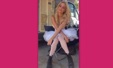 Δούκισσα Νομικού: Σε ρόλο μπαλαρίνας για το trailer του Dancing with the stars!