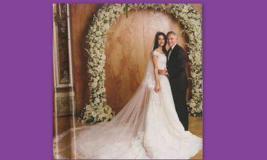 Clooney-Alamuddin: Φωτογραφικό άλμπουμ ενός γάμου που δεν είδαμε