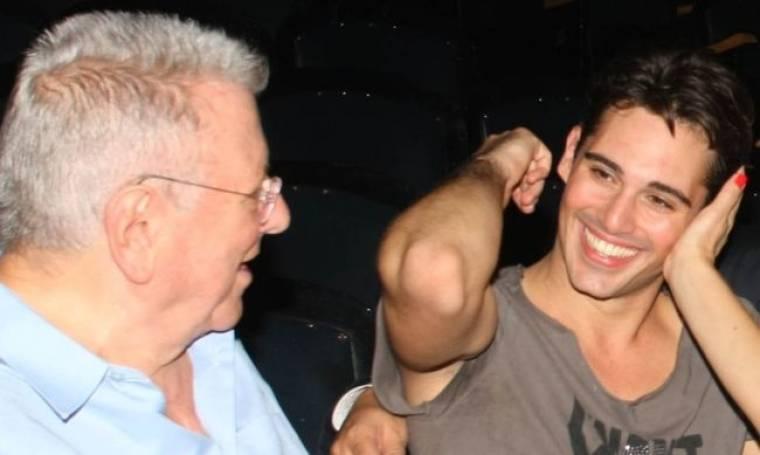 Άνθιμος Ανανιάδης: «Είμαι πραγματικά τυχερός που υπήρξε στη ζωή μου o Κώστας Βουτσάς»