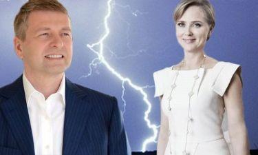 Ντμίτρι και Έλενα Ριμπολόβλεφ: Ένα… «χρυσό» διαζύγιο