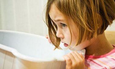 Πότε κάνει ένα παιδί εμετό και πότε θα πρέπει να ανησυχούμε;