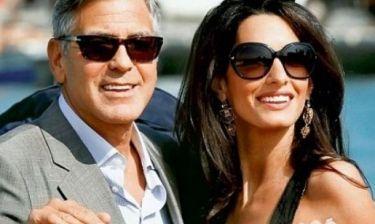 Clooney- Alamuddin: Πού θα πάει για μήνα του μέλιτος το νιόπαντρο ζευγάρι;
