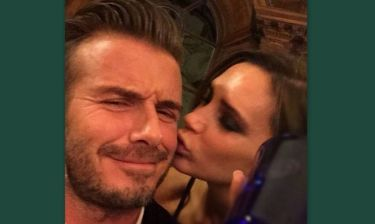 Victoria & David Beckham: Τα τρυφερά τετ-α-τετ σε βραδινή τους έξοδο