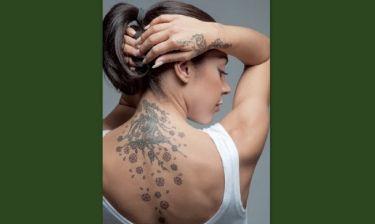 Η Μαριάντα Πιερίδη μιλάει για τα τατουάζ της