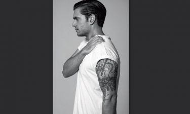 Μύρωνας Στρατής: «Το το κάνεις τατουάζ την κοπέλα σου είναι λίγο επικίνδυνο και υπερβολικό»