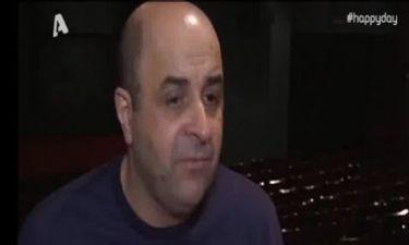 Μάρκος Σεφερλής: Απαντά για πρώτη φορά για την απομάκρυνση της Δέσποινας Καμπούρη