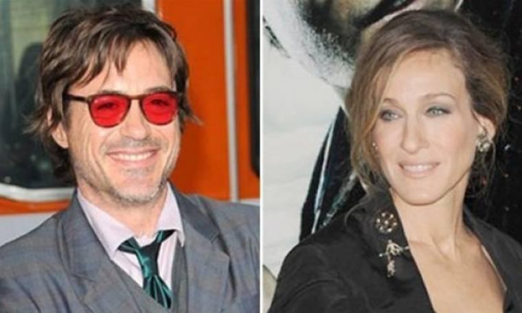 Την θέλει πίσω; Τι τρέχει με την Sarah Jessica Parker και τον Robert Downey Jr.;