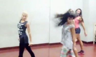 Ο «καυτός» χορός της Ελένης Φουρέιρα!