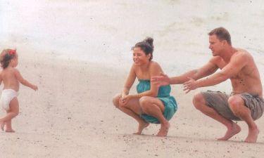 Τσάνινγκ Τέιτουμ: Οικογενειακές στιγμές ευτυχίας