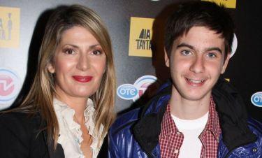 Μαρία Γεωργιάδου: «Ο γιος μου δεν ακολουθεί τον μπαμπά του, ακολουθεί τα δικά του όνειρα»