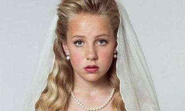 Μια 12χρονη στη Νορβηγία με τον γάμο της στέλνει το δικό της μήνυμα
