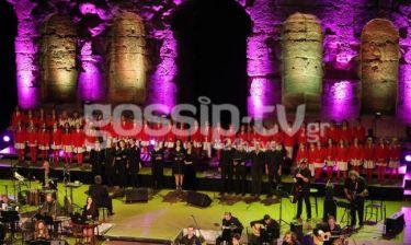 O γιος της Χρηστίδου και του Μαραντίνη τραγούδησε με τον Σαββόπουλο!