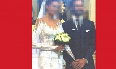 Γνωστή Ελληνίδα παντρεύτηκε στη Φλωρεντία και δεν το πήρε κανείς είδηση (φωτό)
