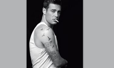 Κώστας Μαρτάκης: «Τα τατουάζ για μένα είναι ένα είδος έκφρασης»
