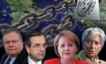 Το ΔΝΤ... φεύγει, η Ελλάδα παραμένει στα δεσμά των νόμων του