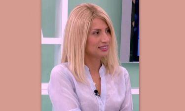 Mαρία Ηλιάκη: «Eγώ ξέρω ότι η εκπομπή δεν κόβεται»