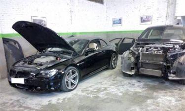 Συνελήφθη γνωστός μπασκετμπολίστας για κλοπή πολυτελών αυτοκινήτων (pics)